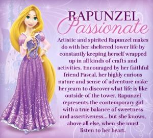 """La scusa ufficiale è che non volevamo usare materiale evidentemente coperto da diritti d'autore. In realtà tutti noi di TiF abbiamo fatto un test dal quale risulta che siamo dei """"Rapunzel passionate""""."""